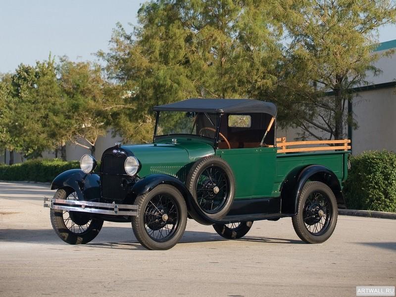 Постер Ford Model A AR Roadster Pickup 1927-28, 27x20 см, на бумагеFord<br>Постер на холсте или бумаге. Любого нужного вам размера. В раме или без. Подвес в комплекте. Трехслойная надежная упаковка. Доставим в любую точку России. Вам осталось только повесить картину на стену!<br>