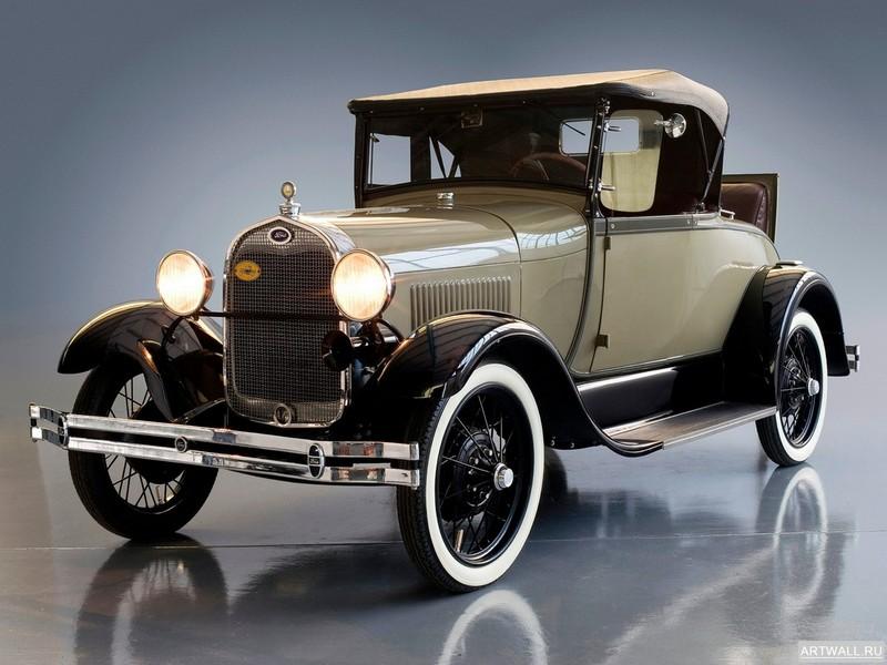 Ford Model A Phaeton 1927-31, 27x20 см, на бумагеFord<br>Постер на холсте или бумаге. Любого нужного вам размера. В раме или без. Подвес в комплекте. Трехслойная надежная упаковка. Доставим в любую точку России. Вам осталось только повесить картину на стену!<br>