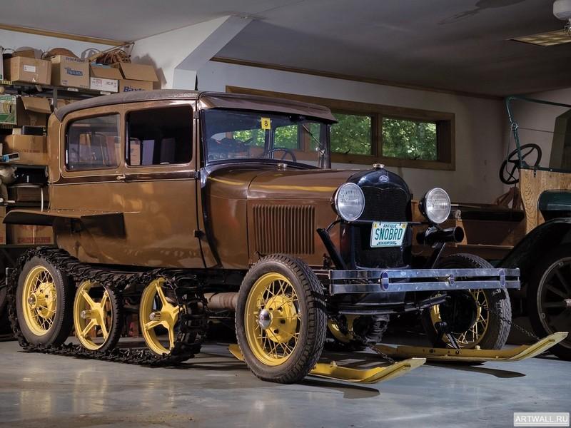 Постер Ford Model A Tudor Saloon 1927-31, 27x20 см, на бумагеFord<br>Постер на холсте или бумаге. Любого нужного вам размера. В раме или без. Подвес в комплекте. Трехслойная надежная упаковка. Доставим в любую точку России. Вам осталось только повесить картину на стену!<br>