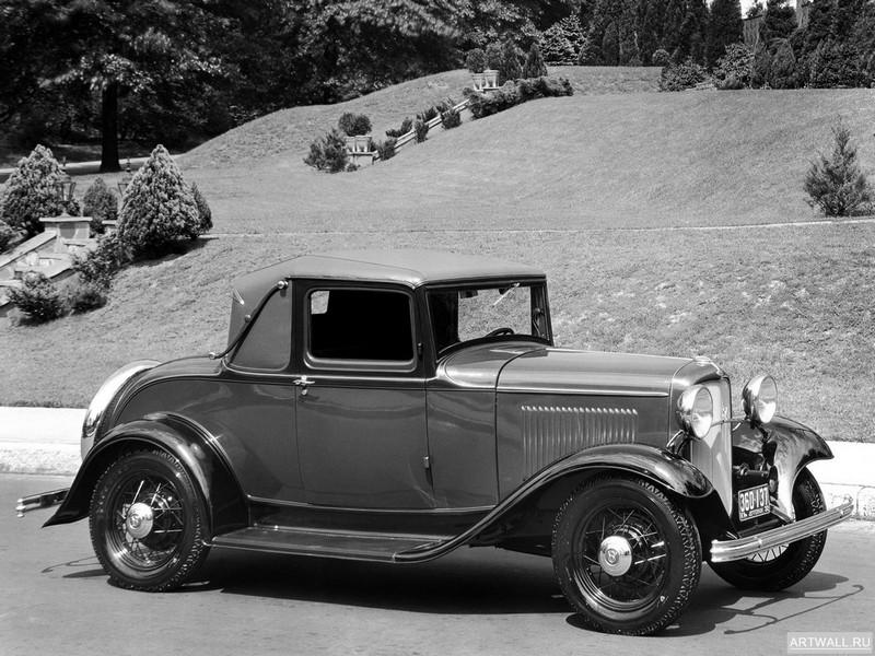 Постер Ford Model B Deluxe Fordor Sedan (160) 1932, 27x20 см, на бумагеFord<br>Постер на холсте или бумаге. Любого нужного вам размера. В раме или без. Подвес в комплекте. Трехслойная надежная упаковка. Доставим в любую точку России. Вам осталось только повесить картину на стену!<br>