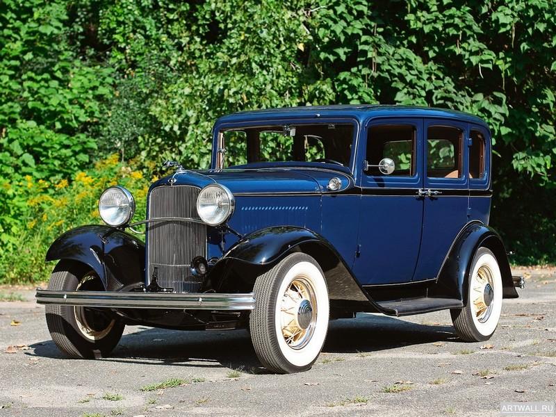 Постер Ford Model B Pickup (78) 1932, 27x20 см, на бумагеFord<br>Постер на холсте или бумаге. Любого нужного вам размера. В раме или без. Подвес в комплекте. Трехслойная надежная упаковка. Доставим в любую точку России. Вам осталось только повесить картину на стену!<br>