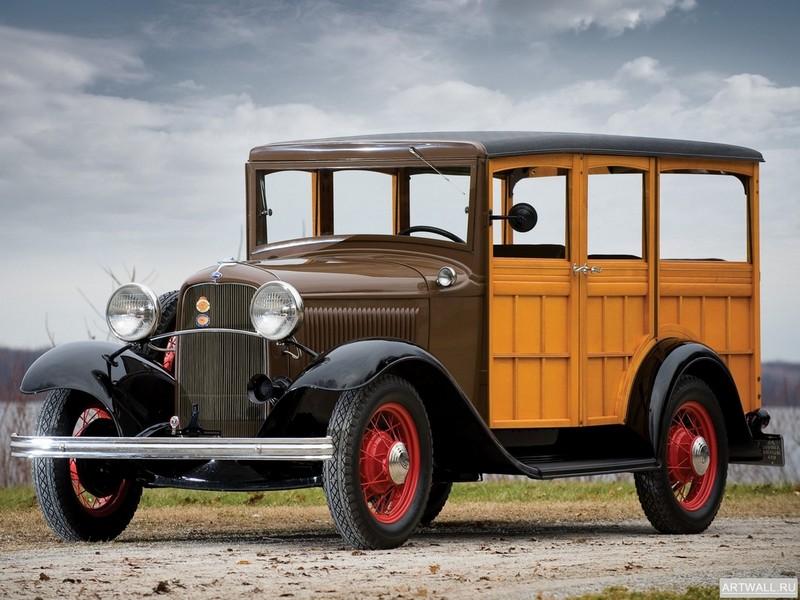 Ford Model B-304 Ute 1932, 27x20 см, на бумагеFord<br>Постер на холсте или бумаге. Любого нужного вам размера. В раме или без. Подвес в комплекте. Трехслойная надежная упаковка. Доставим в любую точку России. Вам осталось только повесить картину на стену!<br>