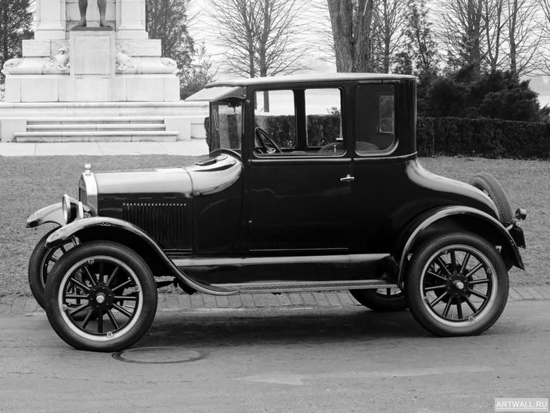 Постер Ford Model T Coupe 1925-26, 27x20 см, на бумагеFord<br>Постер на холсте или бумаге. Любого нужного вам размера. В раме или без. Подвес в комплекте. Трехслойная надежная упаковка. Доставим в любую точку России. Вам осталось только повесить картину на стену!<br>