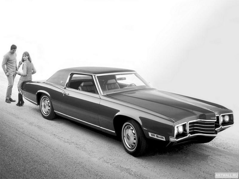 Постер Ford Thunderbird 1967-71, 27x20 см, на бумагеFord<br>Постер на холсте или бумаге. Любого нужного вам размера. В раме или без. Подвес в комплекте. Трехслойная надежная упаковка. Доставим в любую точку России. Вам осталось только повесить картину на стену!<br>