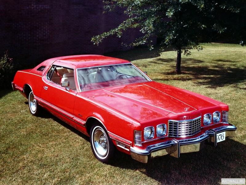 Постер Ford Thunderbird 1972-76, 27x20 см, на бумагеFord<br>Постер на холсте или бумаге. Любого нужного вам размера. В раме или без. Подвес в комплекте. Трехслойная надежная упаковка. Доставим в любую точку России. Вам осталось только повесить картину на стену!<br>