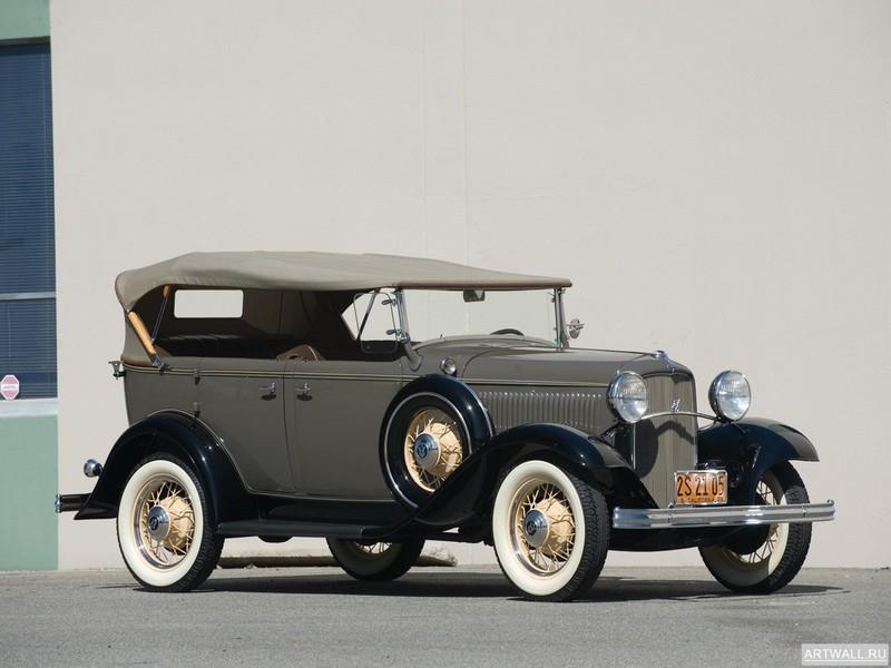Постер Ford V8 Phaeton (18-35) 1932, 27x20 см, на бумагеFord<br>Постер на холсте или бумаге. Любого нужного вам размера. В раме или без. Подвес в комплекте. Трехслойная надежная упаковка. Доставим в любую точку России. Вам осталось только повесить картину на стену!<br>