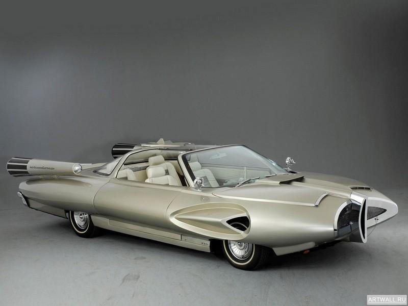 Постер Ford X-2000 Concept Car 1958, 27x20 см, на бумагеFord<br>Постер на холсте или бумаге. Любого нужного вам размера. В раме или без. Подвес в комплекте. Трехслойная надежная упаковка. Доставим в любую точку России. Вам осталось только повесить картину на стену!<br>