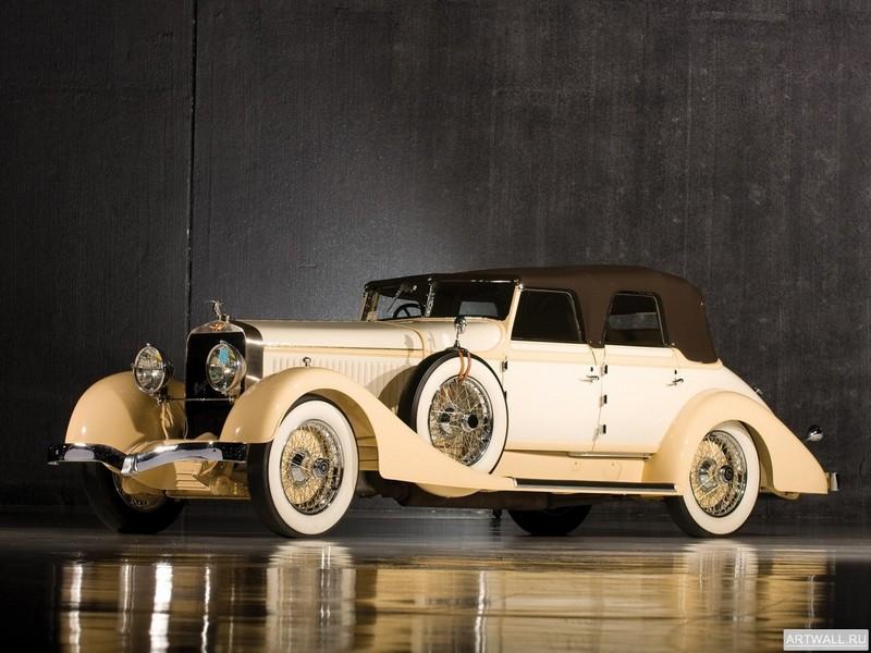 Постер Hispano-Suiza H6C Convertible Sedan by Hibbard &amp; Darrin 1928, 27x20 см, на бумагеHispano-Suiza<br>Постер на холсте или бумаге. Любого нужного вам размера. В раме или без. Подвес в комплекте. Трехслойная надежная упаковка. Доставим в любую точку России. Вам осталось только повесить картину на стену!<br>