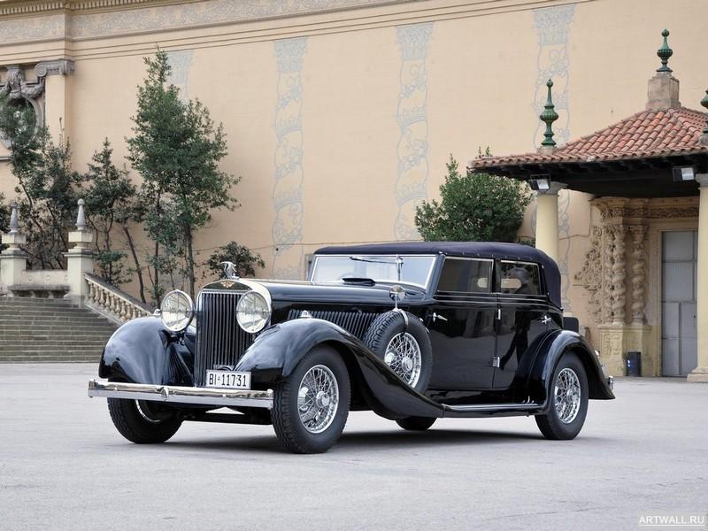 Постер Hispano-Suiza T56 Torpedo by Fiol 1935, 27x20 см, на бумагеHispano-Suiza<br>Постер на холсте или бумаге. Любого нужного вам размера. В раме или без. Подвес в комплекте. Трехслойная надежная упаковка. Доставим в любую точку России. Вам осталось только повесить картину на стену!<br>