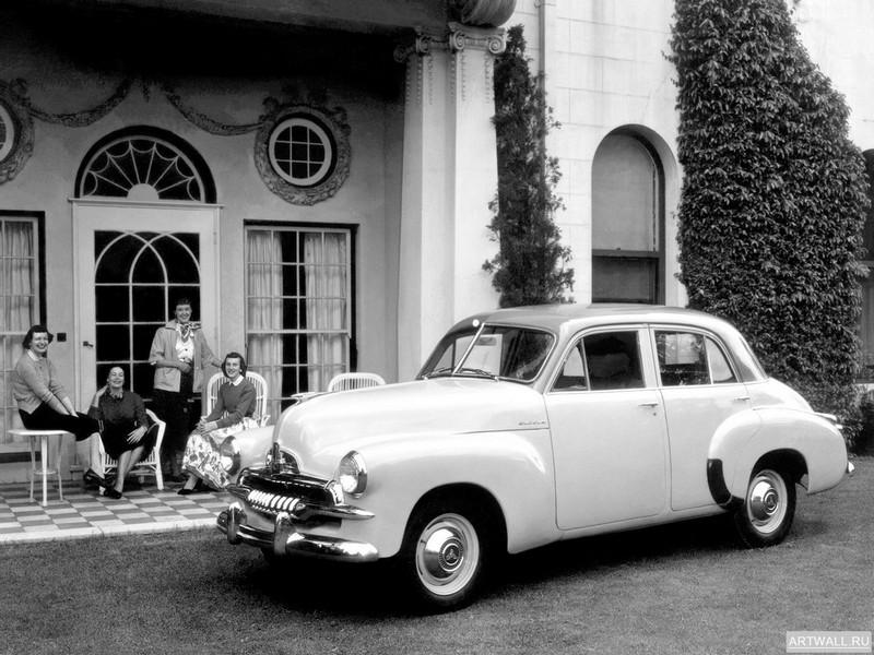 Постер Holden FJ Special Sedan 1953-56, 27x20 см, на бумагеHolden<br>Постер на холсте или бумаге. Любого нужного вам размера. В раме или без. Подвес в комплекте. Трехслойная надежная упаковка. Доставим в любую точку России. Вам осталось только повесить картину на стену!<br>