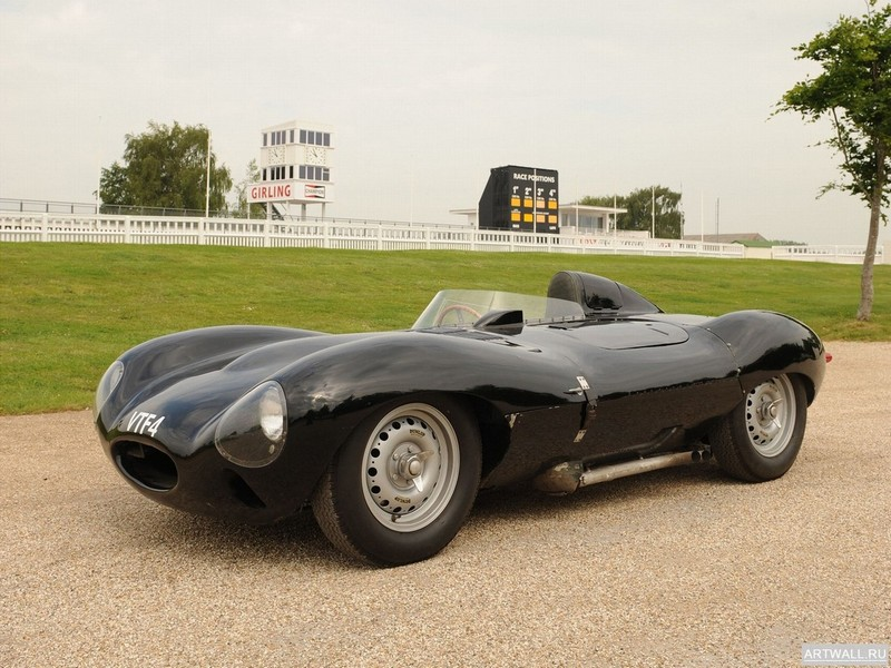 Постер Jaguar D-Type 1954-57, 27x20 см, на бумагеJaguar<br>Постер на холсте или бумаге. Любого нужного вам размера. В раме или без. Подвес в комплекте. Трехслойная надежная упаковка. Доставим в любую точку России. Вам осталось только повесить картину на стену!<br>