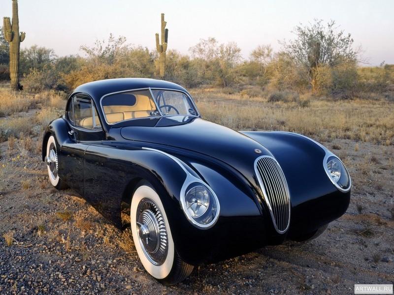 Постер Jaguar XK120M Fixed Head Coupe 1953, 27x20 см, на бумагеJaguar<br>Постер на холсте или бумаге. Любого нужного вам размера. В раме или без. Подвес в комплекте. Трехслойная надежная упаковка. Доставим в любую точку России. Вам осталось только повесить картину на стену!<br>