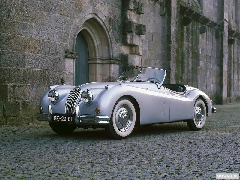 Постер Jaguar XK140 Roadster 1954-57, 27x20 см, на бумагеJaguar<br>Постер на холсте или бумаге. Любого нужного вам размера. В раме или без. Подвес в комплекте. Трехслойная надежная упаковка. Доставим в любую точку России. Вам осталось только повесить картину на стену!<br>