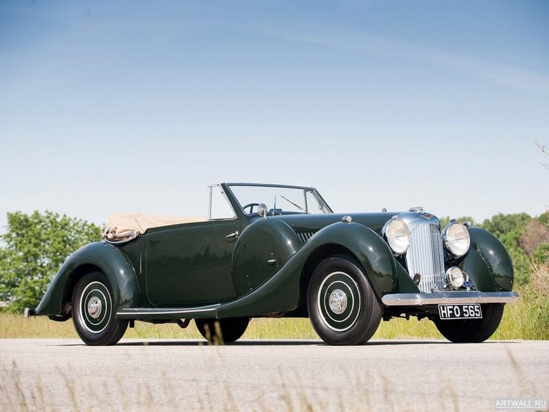 Постер Lagonda LG45 Drophead Coupe 1936, 27x20 см, на бумагеLogonda<br>Постер на холсте или бумаге. Любого нужного вам размера. В раме или без. Подвес в комплекте. Трехслойная надежная упаковка. Доставим в любую точку России. Вам осталось только повесить картину на стену!<br>
