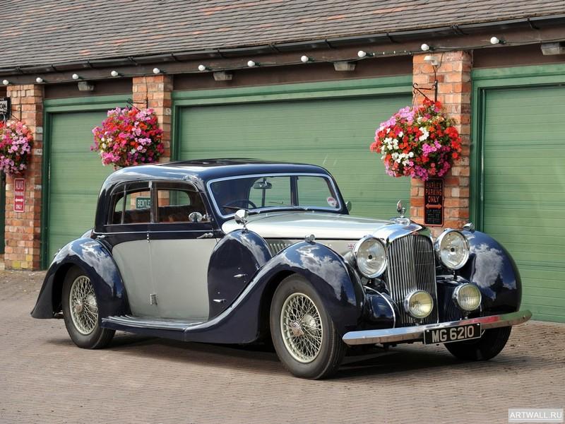 Постер Lagonda V12 Rapide Saloon De Ville 1938-40, 27x20 см, на бумагеLogonda<br>Постер на холсте или бумаге. Любого нужного вам размера. В раме или без. Подвес в комплекте. Трехслойная надежная упаковка. Доставим в любую точку России. Вам осталось только повесить картину на стену!<br>