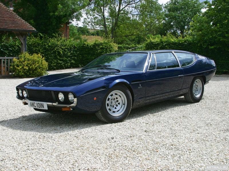 Lamborghini Espada 400 GTE (Series III) 1972-78 дизайн Bertone, 27x20 см, на бумагеLamborghini<br>Постер на холсте или бумаге. Любого нужного вам размера. В раме или без. Подвес в комплекте. Трехслойная надежная упаковка. Доставим в любую точку России. Вам осталось только повесить картину на стену!<br>