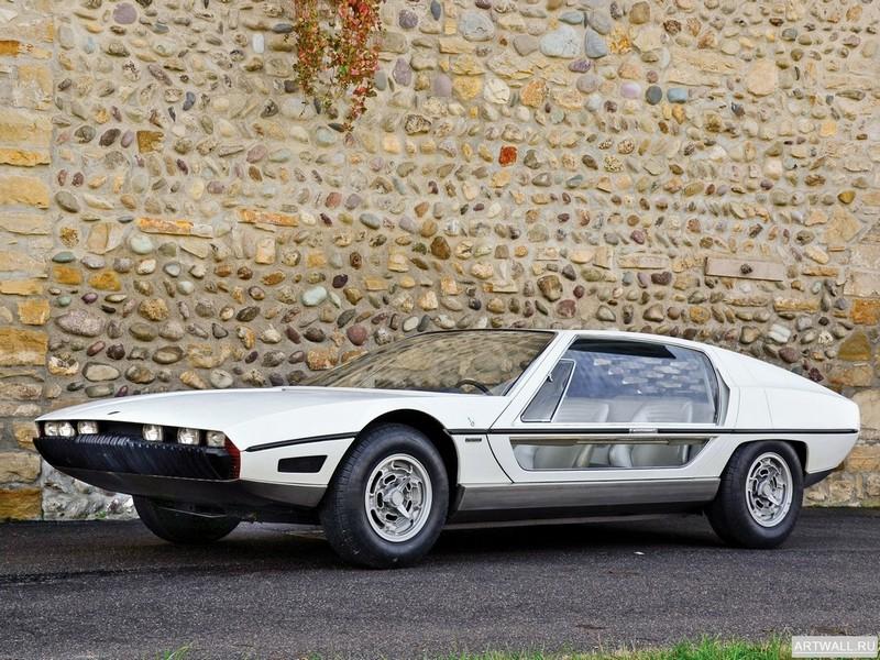 Постер Lamborghini Marzal 1967 дизайн Bertone, 27x20 см, на бумагеLamborghini<br>Постер на холсте или бумаге. Любого нужного вам размера. В раме или без. Подвес в комплекте. Трехслойная надежная упаковка. Доставим в любую точку России. Вам осталось только повесить картину на стену!<br>