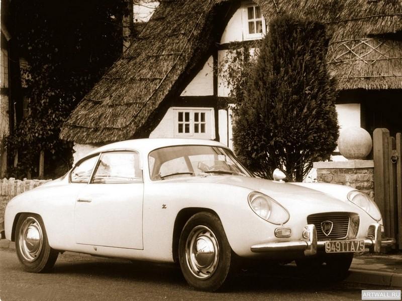 Lancia Appia GTE 1957-62 дизайн Zagato, 27x20 см, на бумагеLancia<br>Постер на холсте или бумаге. Любого нужного вам размера. В раме или без. Подвес в комплекте. Трехслойная надежная упаковка. Доставим в любую точку России. Вам осталось только повесить картину на стену!<br>
