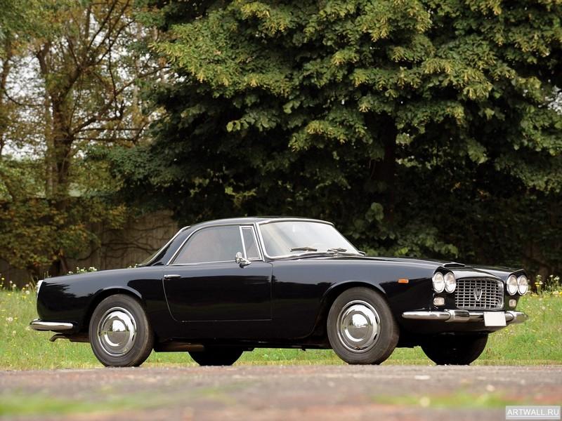 Постер Lancia Flaminia GT 1960-65 дизайн Touring, 27x20 см, на бумагеLancia<br>Постер на холсте или бумаге. Любого нужного вам размера. В раме или без. Подвес в комплекте. Трехслойная надежная упаковка. Доставим в любую точку России. Вам осталось только повесить картину на стену!<br>