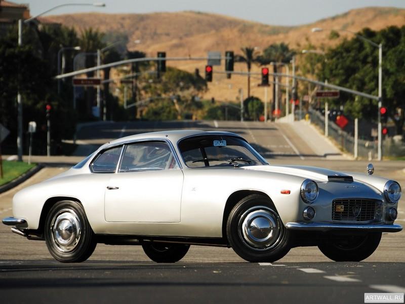 Постер Lancia Flaminia Sport 3C 1962, 27x20 см, на бумагеLancia<br>Постер на холсте или бумаге. Любого нужного вам размера. В раме или без. Подвес в комплекте. Трехслойная надежная упаковка. Доставим в любую точку России. Вам осталось только повесить картину на стену!<br>