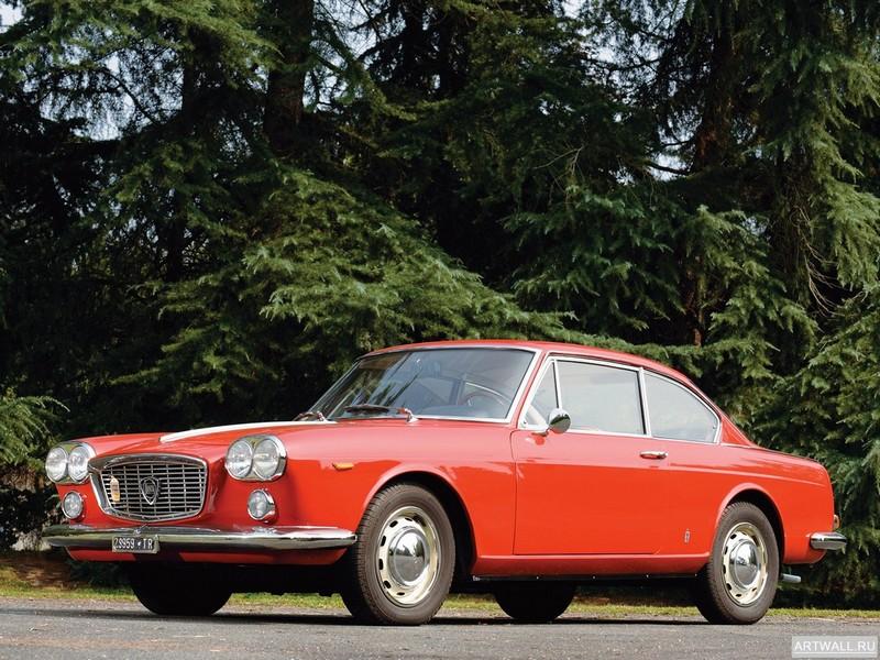 Постер Lancia Flavia 1500 Coupe 1963, 27x20 см, на бумагеLancia<br>Постер на холсте или бумаге. Любого нужного вам размера. В раме или без. Подвес в комплекте. Трехслойная надежная упаковка. Доставим в любую точку России. Вам осталось только повесить картину на стену!<br>