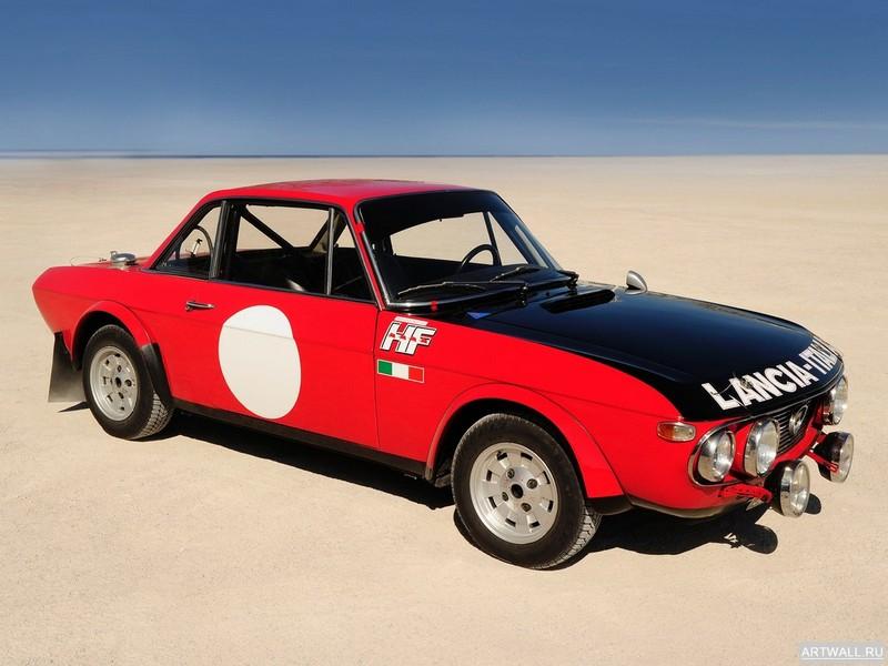 Постер Lancia Fulvia HF1600 Group 4 Works Rally Car 1971, 27x20 см, на бумагеLancia<br>Постер на холсте или бумаге. Любого нужного вам размера. В раме или без. Подвес в комплекте. Трехслойная надежная упаковка. Доставим в любую точку России. Вам осталось только повесить картину на стену!<br>