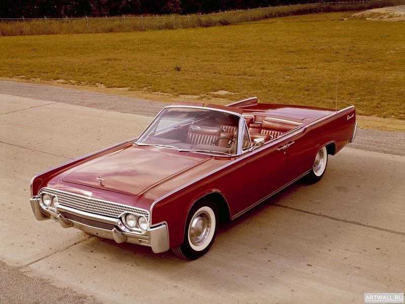 Lincoln Continental Convertible 1961, 27x20 см, на бумагеLincoln<br>Постер на холсте или бумаге. Любого нужного вам размера. В раме или без. Подвес в комплекте. Трехслойная надежная упаковка. Доставим в любую точку России. Вам осталось только повесить картину на стену!<br>