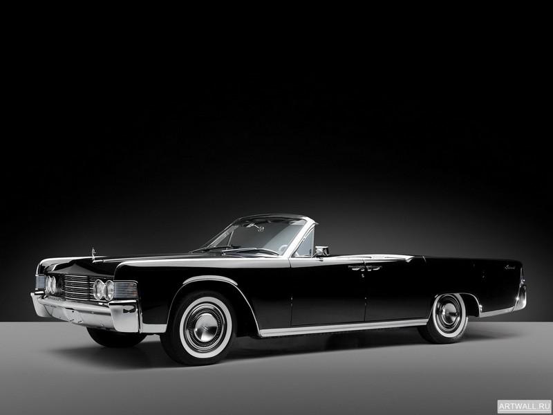 Постер Lincoln Continental Convertible 1965, 27x20 см, на бумагеLincoln<br>Постер на холсте или бумаге. Любого нужного вам размера. В раме или без. Подвес в комплекте. Трехслойная надежная упаковка. Доставим в любую точку России. Вам осталось только повесить картину на стену!<br>