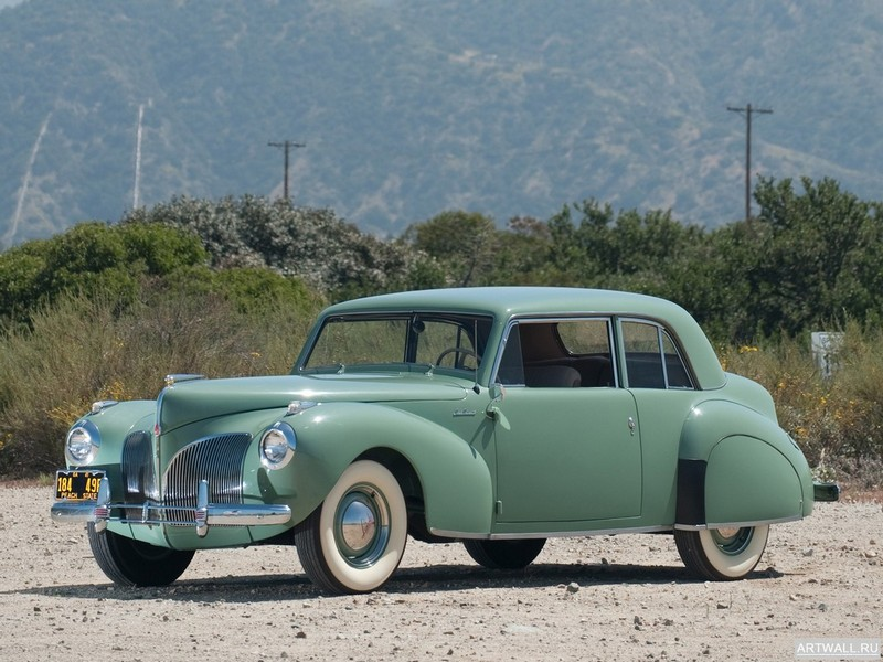 Постер Lincoln Continental Coupe 1941, 27x20 см, на бумагеLincoln<br>Постер на холсте или бумаге. Любого нужного вам размера. В раме или без. Подвес в комплекте. Трехслойная надежная упаковка. Доставим в любую точку России. Вам осталось только повесить картину на стену!<br>