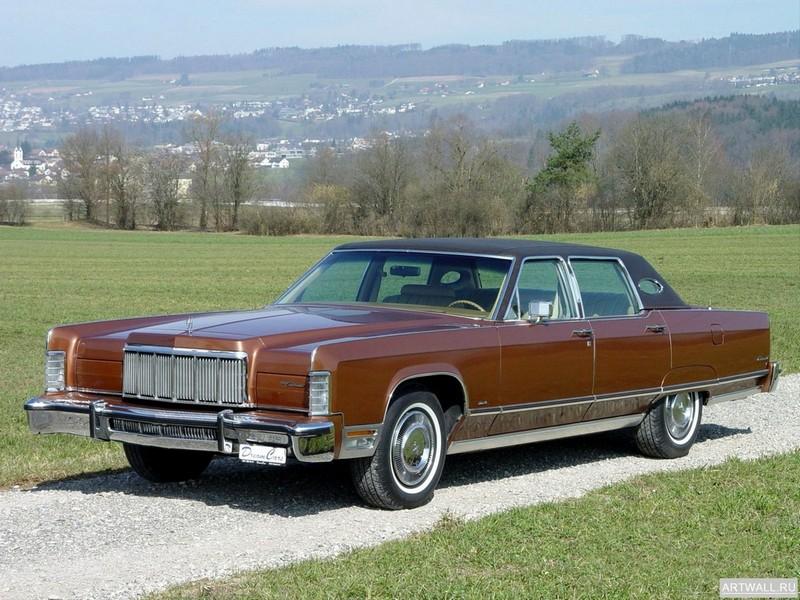 Постер Lincoln Continental Town Car 1976, 27x20 см, на бумагеLincoln<br>Постер на холсте или бумаге. Любого нужного вам размера. В раме или без. Подвес в комплекте. Трехслойная надежная упаковка. Доставим в любую точку России. Вам осталось только повесить картину на стену!<br>
