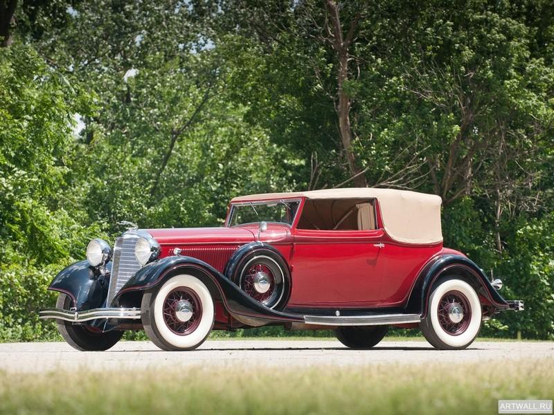 Постер Lincoln K Dual Windshield Convertible Sedan by LeBaron 1936, 27x20 см, на бумагеLincoln<br>Постер на холсте или бумаге. Любого нужного вам размера. В раме или без. Подвес в комплекте. Трехслойная надежная упаковка. Доставим в любую точку России. Вам осталось только повесить картину на стену!<br>