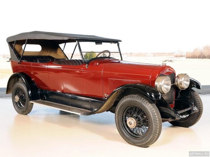 Lincoln Model L 7-passenger Touring 1923, 27x20 см, на бумагеLincoln<br>Постер на холсте или бумаге. Любого нужного вам размера. В раме или без. Подвес в комплекте. Трехслойная надежная упаковка. Доставим в любую точку России. Вам осталось только повесить картину на стену!<br>