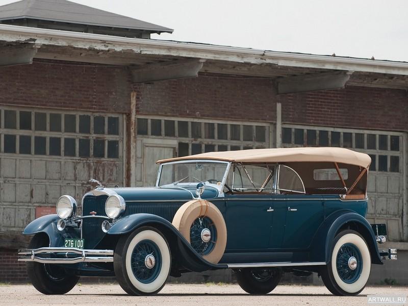 Lincoln Model L Dual Cown Phaeton 1931, 27x20 см, на бумагеLincoln<br>Постер на холсте или бумаге. Любого нужного вам размера. В раме или без. Подвес в комплекте. Трехслойная надежная упаковка. Доставим в любую точку России. Вам осталось только повесить картину на стену!<br>