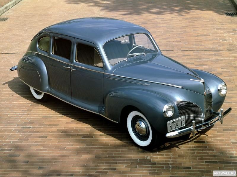 Lincoln Zephyr Sedan 1940-42, 27x20 см, на бумагеLincoln<br>Постер на холсте или бумаге. Любого нужного вам размера. В раме или без. Подвес в комплекте. Трехслойная надежная упаковка. Доставим в любую точку России. Вам осталось только повесить картину на стену!<br>