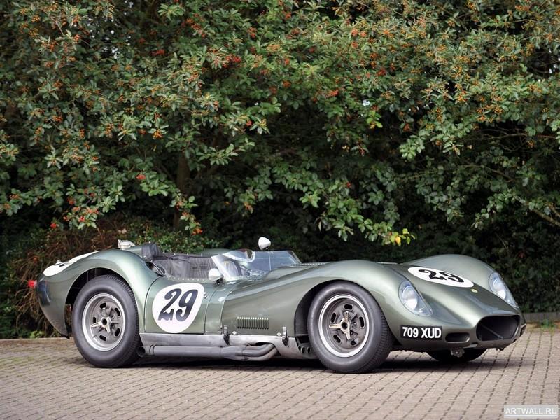 Постер Lister-Corvette Race Car (BHL127) 1959, 27x20 см, на бумагеРазные марки<br>Постер на холсте или бумаге. Любого нужного вам размера. В раме или без. Подвес в комплекте. Трехслойная надежная упаковка. Доставим в любую точку России. Вам осталось только повесить картину на стену!<br>