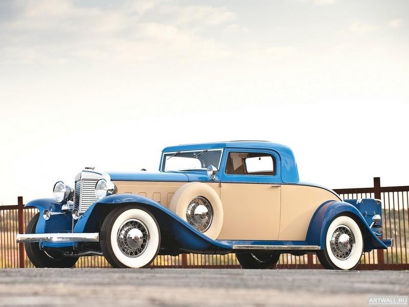 Marmon Sixteen 2-passenger Coupe 1931, 27x20 см, на бумагеMarmon<br>Постер на холсте или бумаге. Любого нужного вам размера. В раме или без. Подвес в комплекте. Трехслойная надежная упаковка. Доставим в любую точку России. Вам осталось только повесить картину на стену!<br>