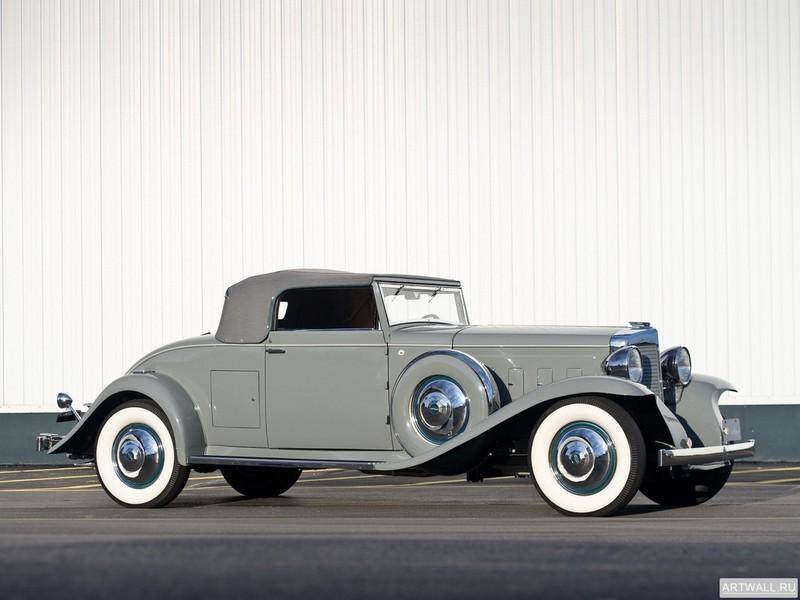 Marmon Sixteen Convertible Coupe 1931, 27x20 см, на бумагеMarmon<br>Постер на холсте или бумаге. Любого нужного вам размера. В раме или без. Подвес в комплекте. Трехслойная надежная упаковка. Доставим в любую точку России. Вам осталось только повесить картину на стену!<br>