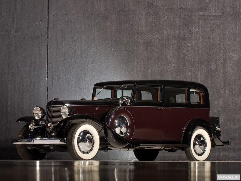 Постер Marmon Sixteen Limousine 1931, 27x20 см, на бумагеMarmon<br>Постер на холсте или бумаге. Любого нужного вам размера. В раме или без. Подвес в комплекте. Трехслойная надежная упаковка. Доставим в любую точку России. Вам осталось только повесить картину на стену!<br>