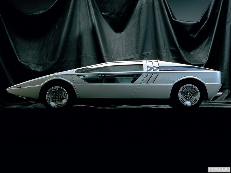 Постер Maserati Boomerang 1972 дизайн ItalDesign, 27x20 см, на бумагеMaserati<br>Постер на холсте или бумаге. Любого нужного вам размера. В раме или без. Подвес в комплекте. Трехслойная надежная упаковка. Доставим в любую точку России. Вам осталось только повесить картину на стену!<br>