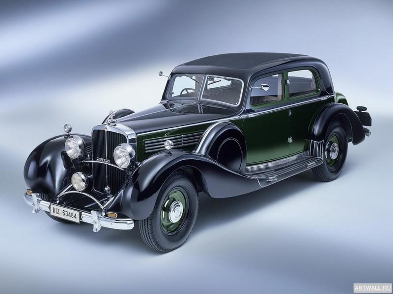 Maybach Zeppelin DS8 Coupe Limousine 1938, 27x20 см, на бумагеMaybach<br>Постер на холсте или бумаге. Любого нужного вам размера. В раме или без. Подвес в комплекте. Трехслойная надежная упаковка. Доставим в любую точку России. Вам осталось только повесить картину на стену!<br>