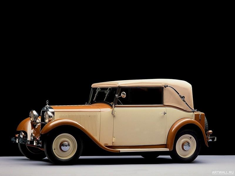 Постер Mercedes-Benz 170 Cabriolet C (W15) 1931-36, 27x20 см, на бумагеMercedes-Benz<br>Постер на холсте или бумаге. Любого нужного вам размера. В раме или без. Подвес в комплекте. Трехслойная надежная упаковка. Доставим в любую точку России. Вам осталось только повесить картину на стену!<br>
