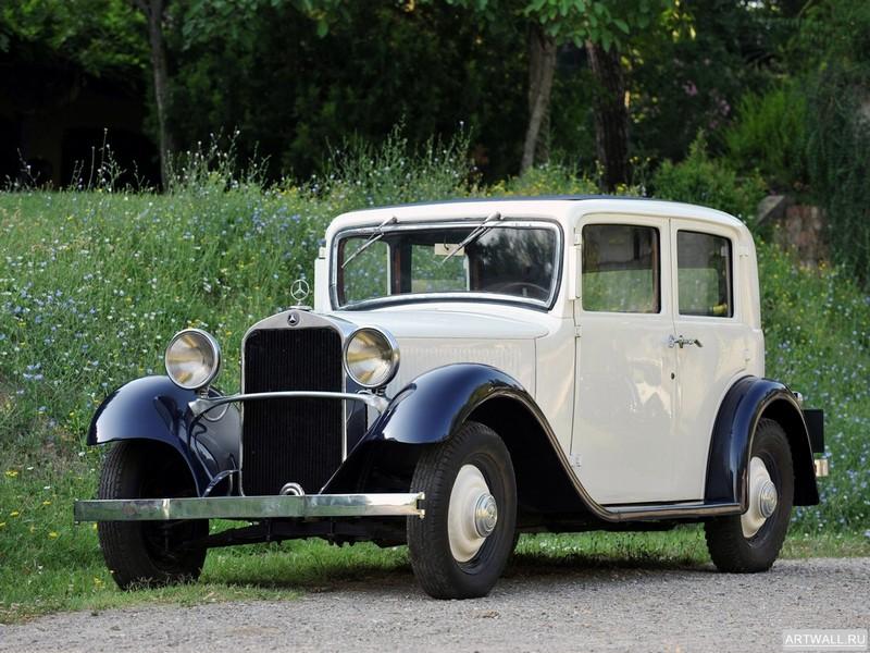 Постер Mercedes-Benz 170V Limousine (W136) 1936-42, 27x20 см, на бумагеMercedes-Benz<br>Постер на холсте или бумаге. Любого нужного вам размера. В раме или без. Подвес в комплекте. Трехслойная надежная упаковка. Доставим в любую точку России. Вам осталось только повесить картину на стену!<br>