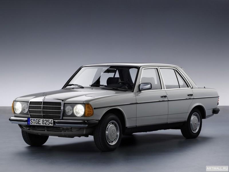 Постер Mercedes-Benz 200 (W123) 1976-85, 27x20 см, на бумагеMercedes-Benz<br>Постер на холсте или бумаге. Любого нужного вам размера. В раме или без. Подвес в комплекте. Трехслойная надежная упаковка. Доставим в любую точку России. Вам осталось только повесить картину на стену!<br>