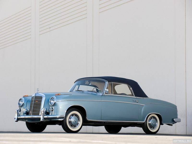 Постер Mercedes-Benz 220Sb (W111 W112) 1959-65, 27x20 см, на бумагеMercedes-Benz<br>Постер на холсте или бумаге. Любого нужного вам размера. В раме или без. Подвес в комплекте. Трехслойная надежная упаковка. Доставим в любую точку России. Вам осталось только повесить картину на стену!<br>