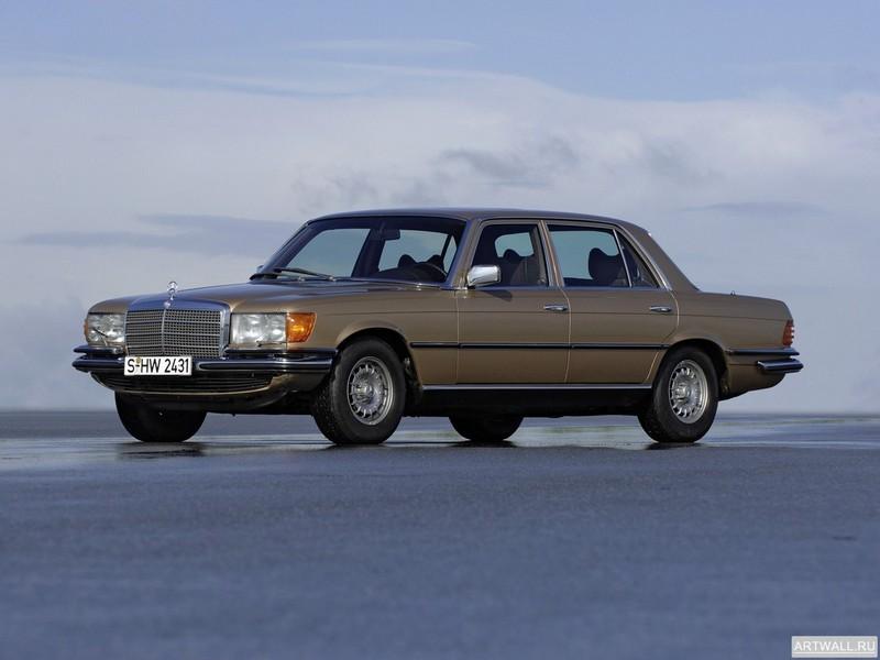 Постер Mercedes-Benz 280S (W116) 1972-80, 27x20 см, на бумагеMercedes-Benz<br>Постер на холсте или бумаге. Любого нужного вам размера. В раме или без. Подвес в комплекте. Трехслойная надежная упаковка. Доставим в любую точку России. Вам осталось только повесить картину на стену!<br>