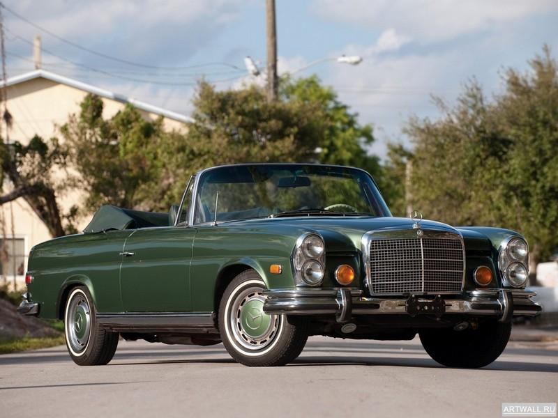 Постер Mercedes-Benz 280SE Cabriolet US-spec (W111 W112) 1968-71, 27x20 см, на бумагеMercedes-Benz<br>Постер на холсте или бумаге. Любого нужного вам размера. В раме или без. Подвес в комплекте. Трехслойная надежная упаковка. Доставим в любую точку России. Вам осталось только повесить картину на стену!<br>