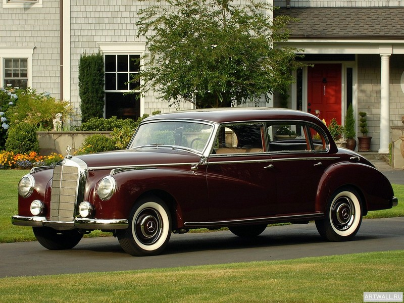 Постер Mercedes-Benz 300d Limousine (W189) 1951-62, 27x20 см, на бумагеMercedes-Benz<br>Постер на холсте или бумаге. Любого нужного вам размера. В раме или без. Подвес в комплекте. Трехслойная надежная упаковка. Доставим в любую точку России. Вам осталось только повесить картину на стену!<br>