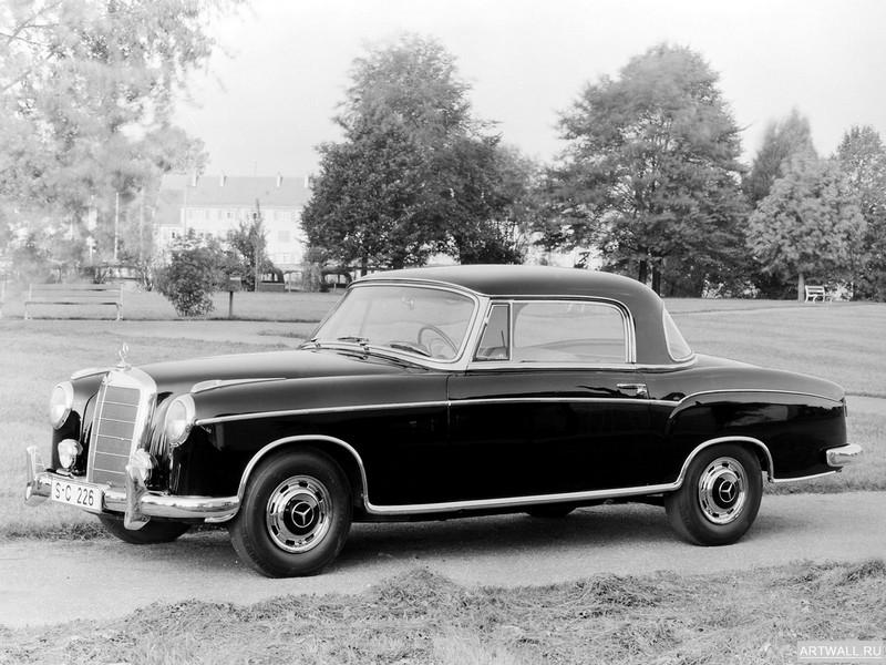 Постер Mercedes-Benz S-Klasse Cabriolet (W180-128), 27x20 см, на бумагеMercedes-Benz<br>Постер на холсте или бумаге. Любого нужного вам размера. В раме или без. Подвес в комплекте. Трехслойная надежная упаковка. Доставим в любую точку России. Вам осталось только повесить картину на стену!<br>