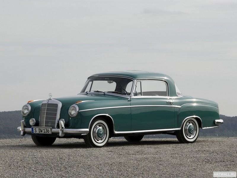 Mercedes-Benz S-Klasse Coupe (W180 128) 1956-60, 27x20 см, на бумагеMercedes-Benz<br>Постер на холсте или бумаге. Любого нужного вам размера. В раме или без. Подвес в комплекте. Трехслойная надежная упаковка. Доставим в любую точку России. Вам осталось только повесить картину на стену!<br>