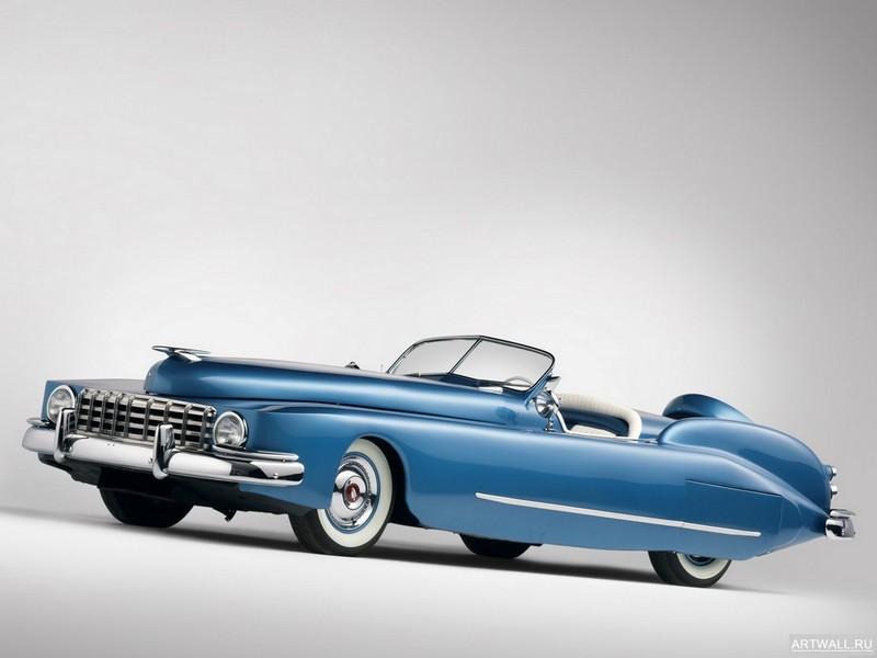 Mercury Bob Hope Special Concept Car 1950, 27x20 см, на бумагеMercury<br>Постер на холсте или бумаге. Любого нужного вам размера. В раме или без. Подвес в комплекте. Трехслойная надежная упаковка. Доставим в любую точку России. Вам осталось только повесить картину на стену!<br>